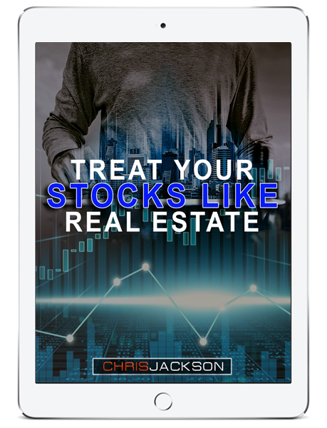 Treat Your Stocks Like Real Estate eBook